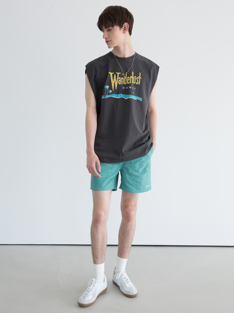 UNISEX DUNST OFFICIAL NYLON SHORTS (MINT)